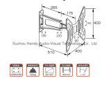 """Bewegt-Fernsehapparat-Wand-Halter für Größe 32-42 """""""