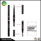 Começ a vales 5 cores 3 em 1 lápis de sobrancelha automático com escova do Mascara