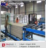 Turquía proyecto placa de yeso de alta calidad de la línea de producción/fabricación