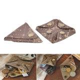 [1بكس] [أونيسإكس] عملة محفظة نساء سحّاب يسكّ قصدير حقيبة أساسيّة محفظة كيس محفظة قابض 2 أسلوب
