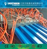 Vitrage PVC/ondulés/Wave tuile en plastique des machines