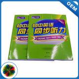 Impressão de elevada qualidade entrega rápida de fábrica na China Livro de texto