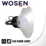 Indicatore luminoso largo di alluminio della baia di angolo a fascio alto SMD5730 50W LED