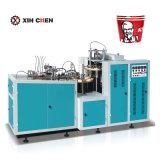 máquina de fabricación de vasos de papel de gran tamaño 300ml
