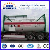 20FT 40FT LPG Becken-Behälter-Kohlenstoffstahl ISO-Speicher