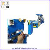 Кабель пластиковые экструдер машины на заводе