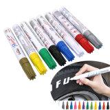 방수 고무 영원한 페인트 마커 펜