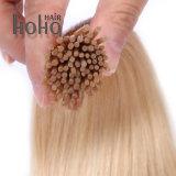Braziliaanse Maagdelijke Blonde 16 Duim I van het Menselijke Haar het Haar van het Uiteinde