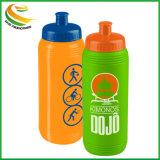 Bottiglie di acqua bollate regalo promozionale dei prodotti di sport