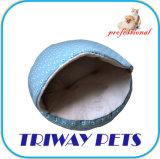Flanela e o tecido impresso Cão Gato Cama (WY1711067-1)