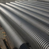 Tubo flessibile parallelo del metallo flessibile degli avvolgimenti