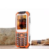 Venta caliente! Vkworld original V3s el teléfono móvil teléfono Elder 2200 Mha espera larga Big Box luces LED doble altavoz de la cubierta del teléfono móvil