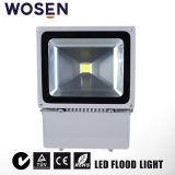 工場価格100W LEDのフラッドランプの屋外の産業照明