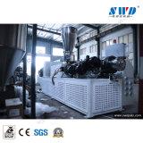 tubería de PVC extrusora de plástico o línea de producción de extrusión