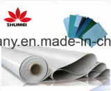 Het hittebestendige Materiaal van het Dakwerk van het Membraan van pvc van Polyvinyl Chloride Plastic Waterdicht makende