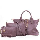 [دروشيبّينغ] نمو كلاسيكيّة مختلفة ألوان [3بكس] محدّد حقيبة وسم [بو] مصمّم جلد نساء حقيبة يد مجموعة, سيّدة [هندبغ]