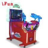 2 Player дети Аркады Игра съемки машины 22-дюймовые видео с помощью симулятора съемки для детей