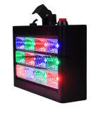 18 cores de LED luz estroboscópica