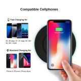 Зарядное устройство для беспроводной связи iPhone зарядное устройство беспроводной связи стандарта Qi быстрое беспроводное зарядное устройство для Apple Смотрите быстрое зарядное устройство беспроводной связи для настольных ПК для смартфонов