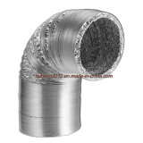 Ventilations-Aluminiumfolie-Rohr (HH-A HH-B)