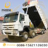 最もよい価格のアフリカの市場のための12wheelsの真新しい在庫HOWO 371HPのダンプトラック