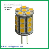 PWM Dimmable G4 LED Abwechslung Lamp/12V/3.3With280lm