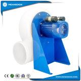 Laboratorio de plástico de 250 Vitrina de gases de ventilador de escape