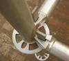 Andamio del sistema del anillo de la estructura de edificio de la construcción