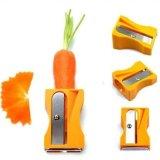 Кухонные приспособления гаджетов овощей фруктов Используя резательное оборудование подворота морковь огурец ножа для очистки овощей Spiralizer устройства для заточки ножей
