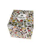 350g печати CMYK упаковки с глянцевой ламинирование