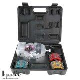 Kit de sertissage du flexible hydraulique Igeelee Ig-71550 flexible de climatisation manuelle Outil de sertissage pour réparation de voiture