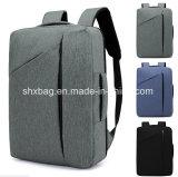 Fashionable homens de negócios da Escola Slim portátil notebook mochila mochila Saco de viagem