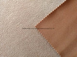 Il tessuto lavorato a maglia della pelle scamosciata per l'indumento, pelle dell'elefante ha imitato