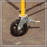 Basculer l'axe en acier galvanisé pour l'échafaud Accessoires