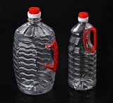 Máquina de moldear de la botella de agua mineral automática del animal doméstico 1500ml