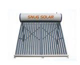 Intérieur cabine non pressurisée compact chauffe-eau à l'énergie solaire