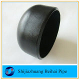 엔드 캡 강철 이음쇠 B16.9 Sch80 탄소 강철 모자