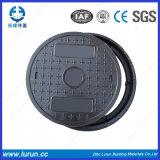 Pt124 PRFV GRP D600 Inspeção as tampas de inspeção