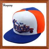 El sombrero azul y rosado del Snapback se divierte el casquillo