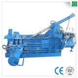 Machine de presse à emballer de fils d'acier de pneu de véhicule