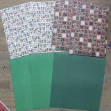 Paquete de papel de la Navidad DIY Scrapbooking A4 con dibujos de papel hecho a mano del libro de recuerdos