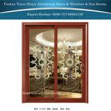 Алюминиевая дверь металла двери рамки