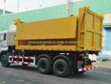 25 tonnes Foton 6X4 Heavy Duty hors tension du rouleau du bras de crochet de refuser le chariot