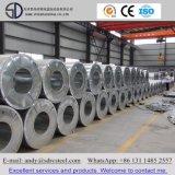 Tôles laminées à froid/chaud feux de la bobine d'acier galvanisé/feuille/plaque