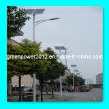Lámpara del CE LED, batería de plomo LED Turm auto ligero en luz de calle solar