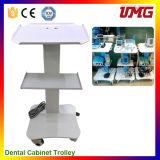Стоматологические инструменты щитка приборов стоматологического кабинета приборов тележки