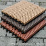 Деревянные пластичные плитки настила смеси DIY