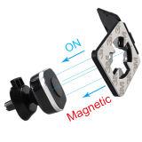 Alta calidad cruz magnética coche accesorios de montaje convexo con Smartphone