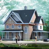 خفيفة [ستيل ستروكتثر] خشبيّ دار منزل مع اليابان [سندويش بنل]