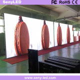 Écran de location polychrome d'Afficheur LED de définition élevée mince d'intérieur de HD P2.976 pour annoncer (FCC de RoHS de la CE)